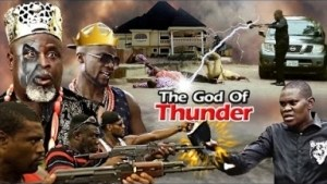 The God Of Thunder (Don Brymo) - 2019